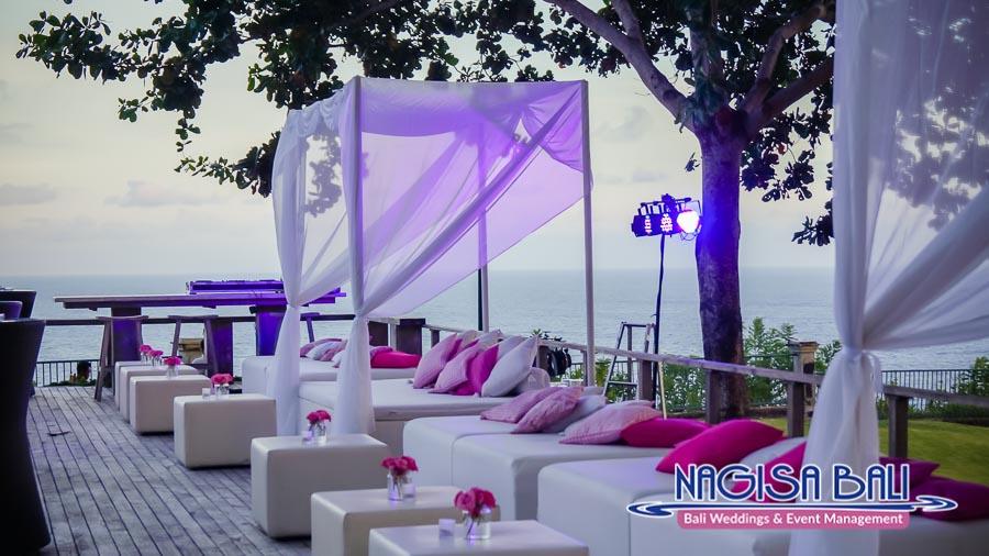 BMW Event at Villa Karang Putih by Nagisa Bali Events