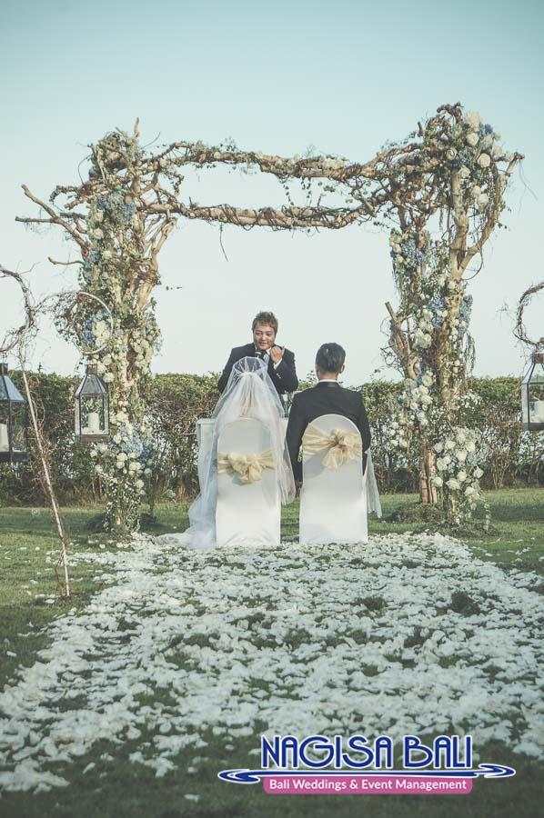 Wedding Sotaro & Egi at Puri Balangan by Nagisa Bali Events