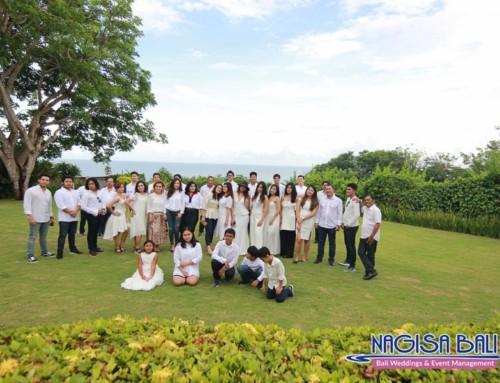 Melinda Party at Villa Karang Putih
